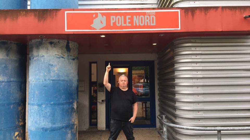 Matthieu Malon Studio Pôle Nord Blois